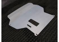 Защита картера (алюминий) 4 мм для Ford Ecosport (2014-)