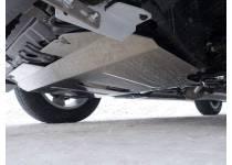 Защита картера (алюминий) 4мм для Geely Emgrand X7