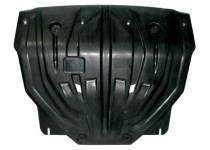 Защита картера двигателя и кпп 8 мм, композит для Hyundai IX35 (2009-2015)