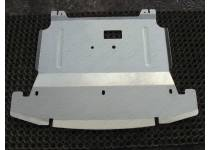 Защита картера алюминий, 4 мм для Hyundai Santa Fe Grand (2014-2016)
