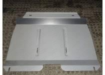 Комплект защит дифференциала, бака, картера алюминий 4 мм для Infiniti JX35 (2013-2015)