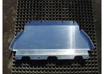 Комплект защит радиатора, КПП, картера, алюминий 4мм для Jeep Grand Cherokee (2014-)
