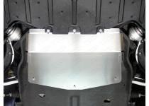 Защита картера, КПП алюминий, 4мм для Jaguar F-Pace (2016-)
