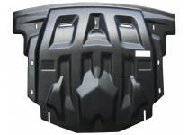 Защита картера двигателя и кпп 8 мм, композит для Kia Sorento (2013-)