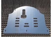 Комплект защит картера, бака, дифференциала алюминий, 4мм для Kia Sorento Prime (2015-)