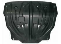 Защита картера двигателя и кпп 8 мм, композит для Kia Sportage (2014-)