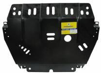 Защита двигателя, КПП 2 мм, сталь для Lexus RX 300/330/350 (2003-2009)