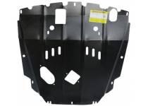 Защита двигателя, КПП 2 мм, сталь для Opel Antara (2012-)