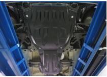 Защита картера двигателя и кпп 8 мм, композит для Suzuki Grand Vitara (5 дв.) (2008-2012)