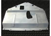 Защита картера алюминий 4мм для Suzuki SX4 (2014-)
