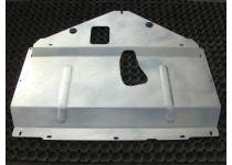 Защита картера (алюминий) 4 мм для Suzuki Grand Vitara (2015-)