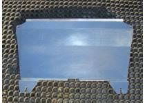 Защита картера алюминий 4 мм для Toyota Highlander (2014-)