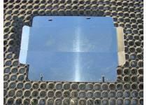 Комплект защит картера, КПП, раздаточной коробки, радиатора алюминий 4 мм для Toyota Hilux (2006-2014)