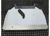Защита картера алюминий 4 мм для Toyota Rav4 (2013-2015)