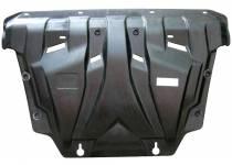 Защита картера двигателя и кпп 6 мм, композит для Toyota Rav4 (2006-2010)