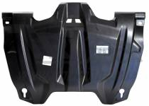 Защита картера двигателя и кпп 8 мм, композит для Toyota Venza (2013-)