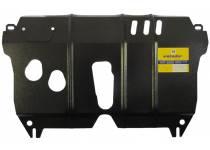 Защита двигателя, КПП, масляного фильтра 2 мм, сталь для Toyota Venza (2013-)