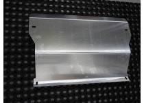 Комплект рулевых тяг, раздаточной коробки, бака, алюминий 4мм для UAZ Patriot (2014-)