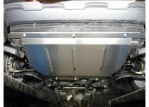Защита картера (алюминий) 4 мм для Volkswagen Tiguan (2017-)