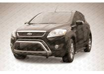 "Кенгурятник низкий ""мини"" d57 для Ford Kuga (2008-2012)"