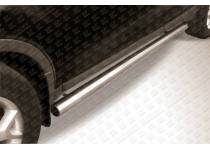 Пороги трубы d76 для Ford Kuga (2008-2012)