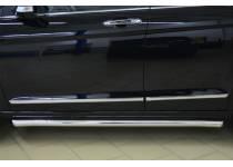 Трубы боковые d63 для Great Wall Hover H6 (2012-)