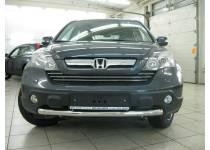 Защита переднего бампера d70 для Honda CRV (2007-2010)