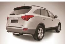 Защита заднего бампера d57 для Hyundai IX55