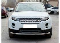 Защита переднего бампера d60 для Land Rover Range Rover Evoque (2011-)