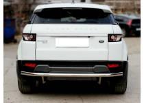 Защита заднего бампера d60 для Land Rover Range Rover Evoque (2011-)