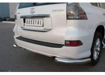 Уголки d76 для Lexus GX460 (2014-)