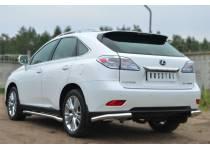 Уголки d63 для Lexus RX 270/350/450h (2013-)