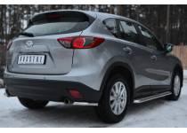 Уголки d42 для Mazda CX5 (2012-)