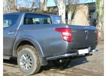 Уголки d70 для Fiat Fullback (2016-)