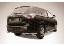 Уголки d57 для Mitsubishi Outlander 2014
