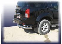 Уголки d76/42 для Nissan Pathfinder (2005-2010)