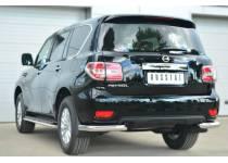 Уголки d76 для Nissan Patrol (2014-)