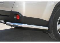 Уголки d60 для Nissan X-Trail (2007-2011)
