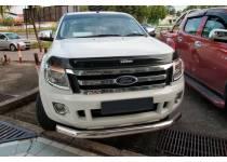 Защита переднего бампера d76 Winbo для Ford Ranger T6 (2012-)