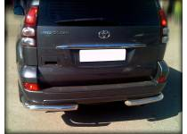 Уголки d76 для Toyota Land Cruiser 200 (2016-)
