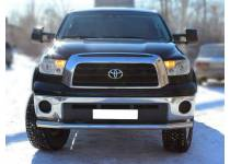 Защита переднего бампера d76 для Toyota Tundra (2007-2013)
