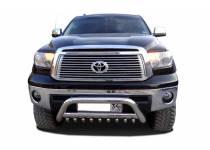 Кенгурятник низкий d76/60/42 для Toyota Tundra (2007-2013)