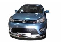 Защита переднего бампера d60 для Great Wall M4 (2013-)