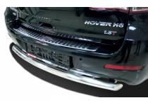 Защита заднего бампера d60 для Great Wall Hover H6 (2012-)