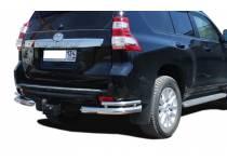 Уголки двойные d76/53 для Toyota Land Cruiser 150 (2014-)