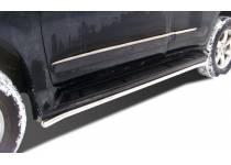 Защита штатного порога d42 для Lexus GX460 (2010-2013)