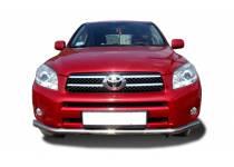 Защита переднего бампера d60 для Toyota Rav4 (2006-2010)