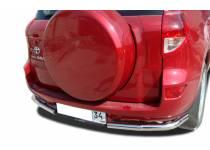 Уголки d60 для Toyota Rav4 (2006-2010)