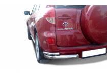 Уголки двойные d76/42 для Toyota Rav4 (2006-2010)