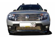 Защита переднего бампера d53 для Renault Duster